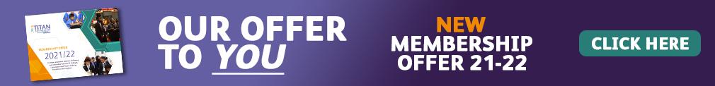New member offer website long banner copy
